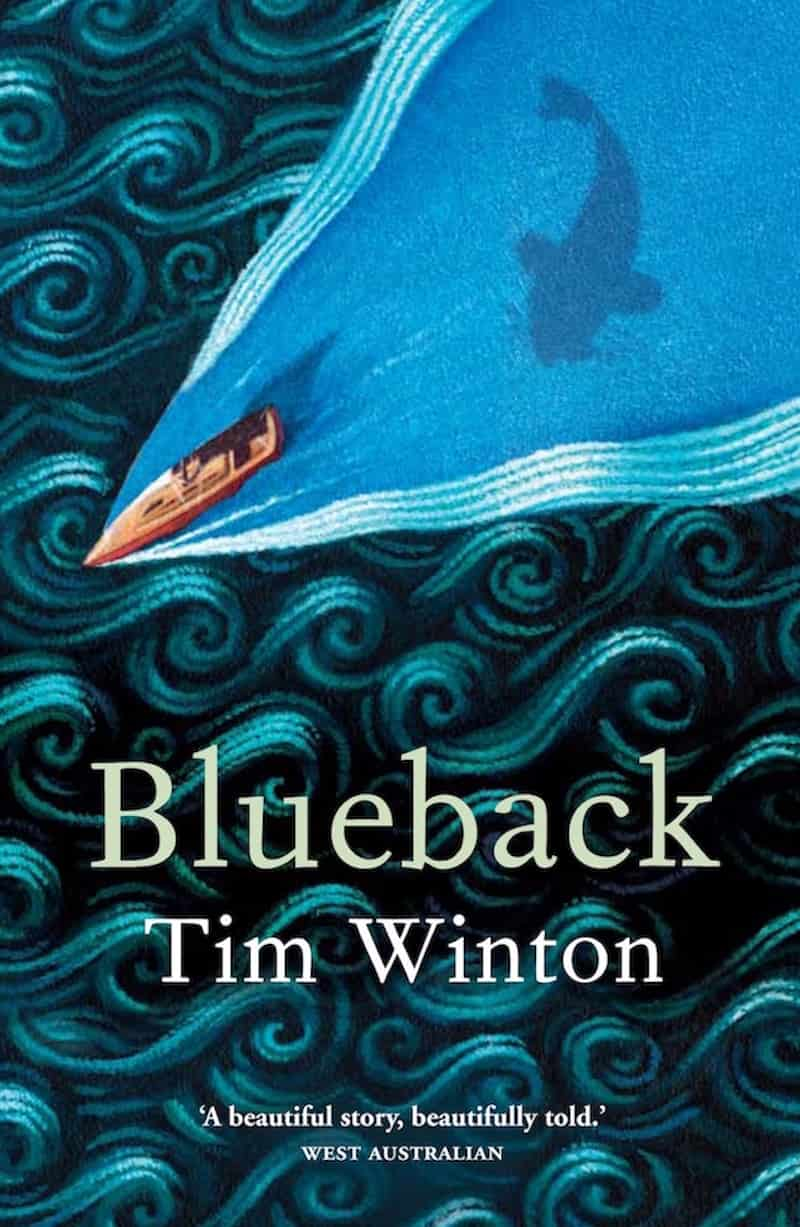 Eco Books For Kids - Blueback by Tim Winton