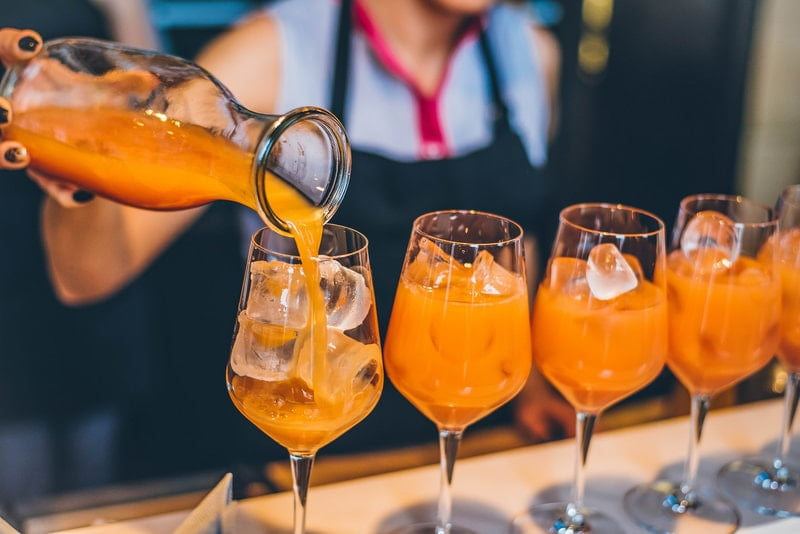 Sustainable Dinner Party - Discover New Drinks