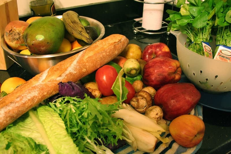 Sustainable Dinner Party - Try Freegan Meal