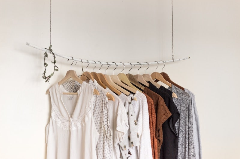 Declutter Kondo Style Without Harming The Planet - Clothes