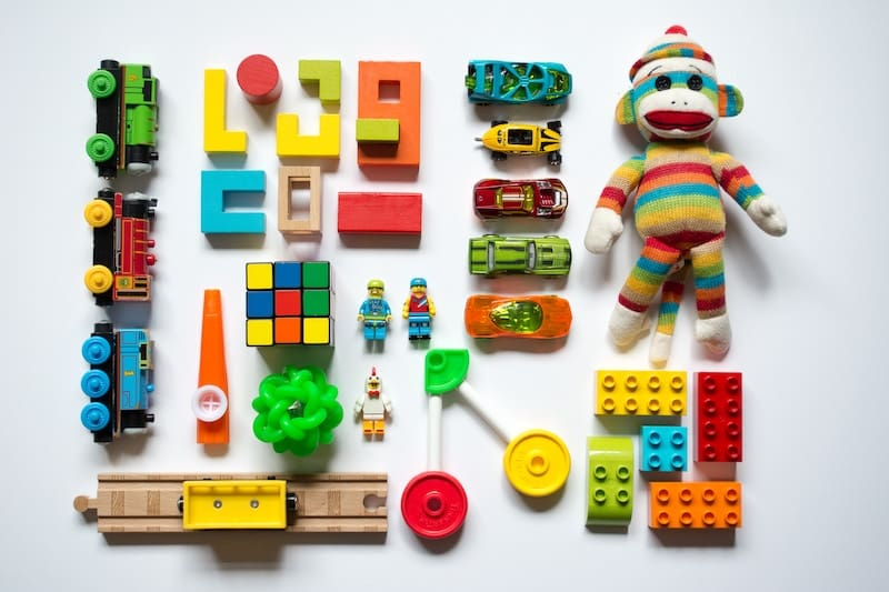 Declutter Kondo Style Without Harming The Planet - Toys