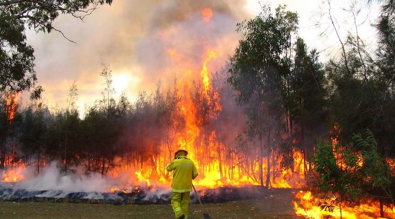 National Summit To Examine Worsening Bushfire Conditions and Climate Change