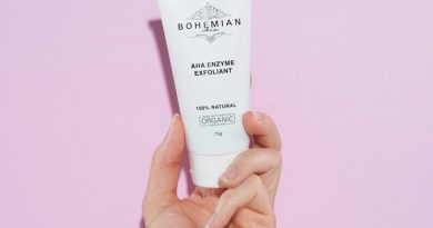 Bohemian Skin Exfoliant Launch: An Unboxing