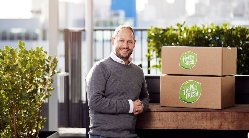 Hello Fresh First Meal Kit Co To Commit To Becoming Carbon Neutral - Tom Rutledge